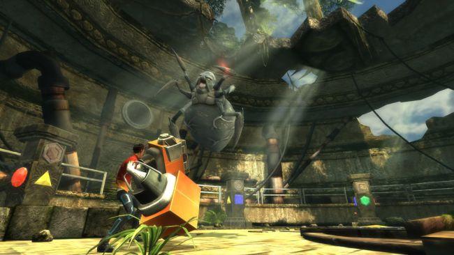 Generator Rex: Agent of Providence - Screenshots - Bild 1