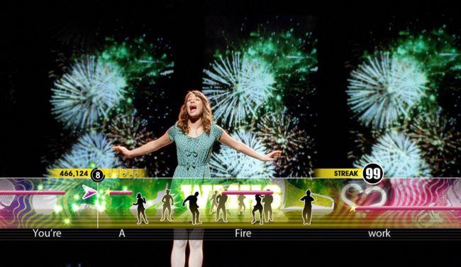 Karaoke Revolution Glee: Volume 3 - Screenshots - Bild 1