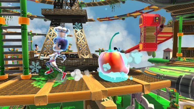 BurgerTime World Tour - Screenshots - Bild 5