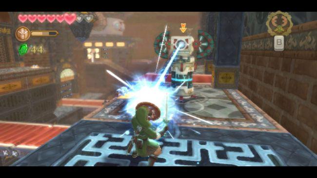 The Legend of Zelda: Skyward Sword - Screenshots - Bild 9