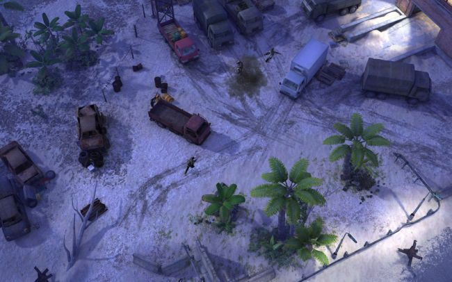 Jagged Alliance: Back in Action - Screenshots - Bild 5