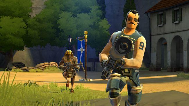 Battlefield Heroes - Screenshots - Bild 3