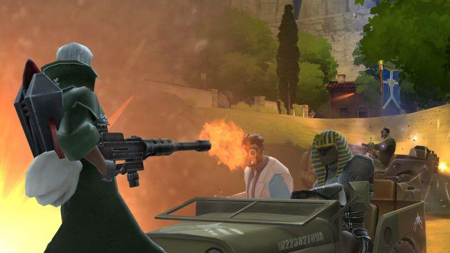Battlefield Heroes - Screenshots - Bild 2