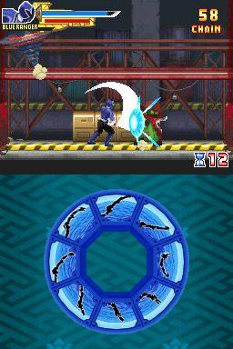 Power Rangers Samurai - Screenshots - Bild 1