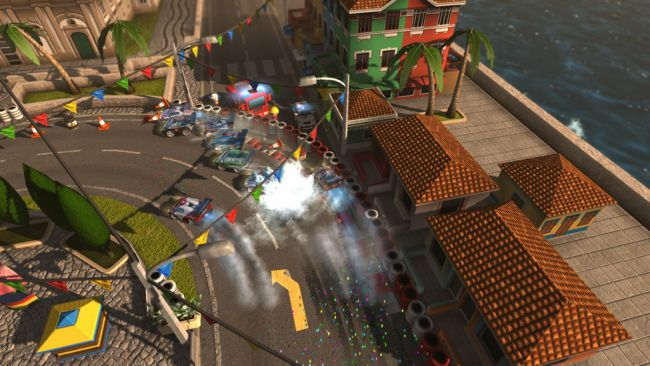 Bang Bang Racing - Screenshots - Bild 7