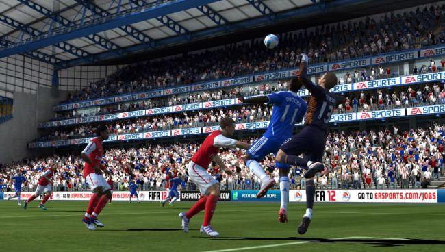 FIFA Football - Screenshots - Bild 8