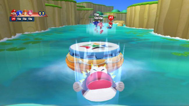 Mario & Sonic bei den Olympischen Spielen: London 2012 - Screenshots - Bild 35
