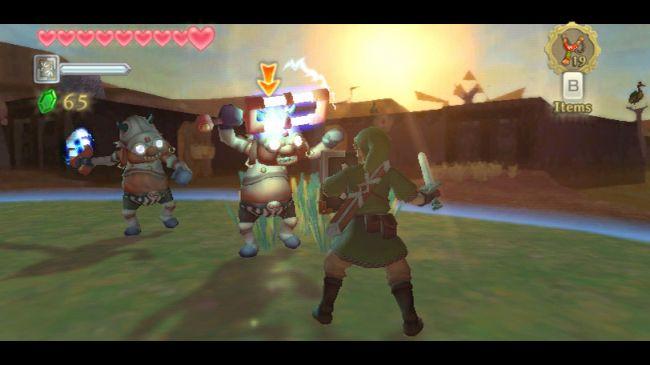 The Legend of Zelda: Skyward Sword - Screenshots - Bild 27