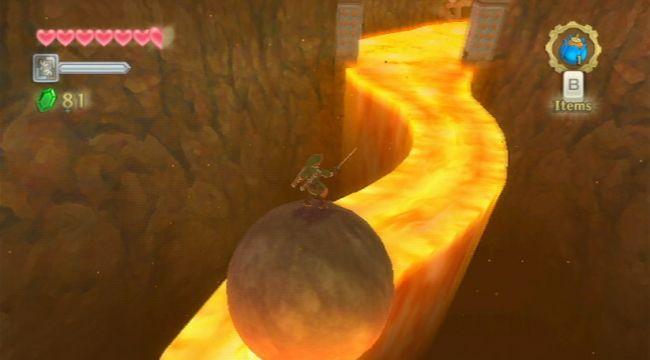 The Legend of Zelda: Skyward Sword - Screenshots - Bild 1