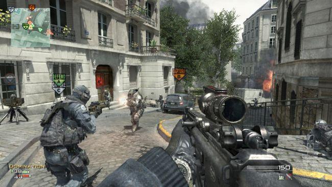 Call of Duty: Modern Warfare 3 - Screenshots - Bild 10