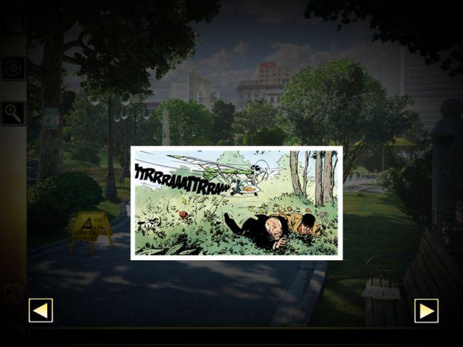 XIII: Lost Identity - Screenshots - Bild 2