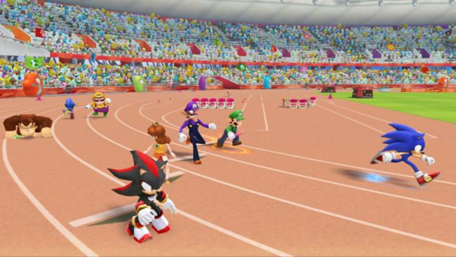 Mario & Sonic bei den Olympischen Spielen: London 2012 - Screenshots - Bild 9