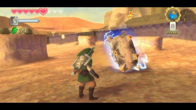 The Legend of Zelda: Skyward Sword - Screenshots - Bild 26