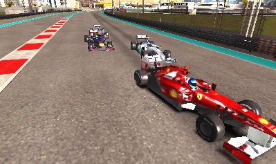 F1 2011 - Screenshots - Bild 1