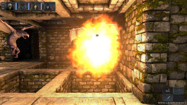 Legend of Grimrock - Screenshots - Bild 2