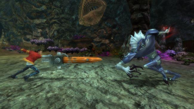 Generator Rex: Agent of Providence - Screenshots - Bild 2