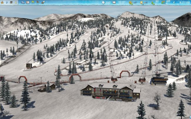 Skigebiet Simulator 2012 - Screenshots - (PC)