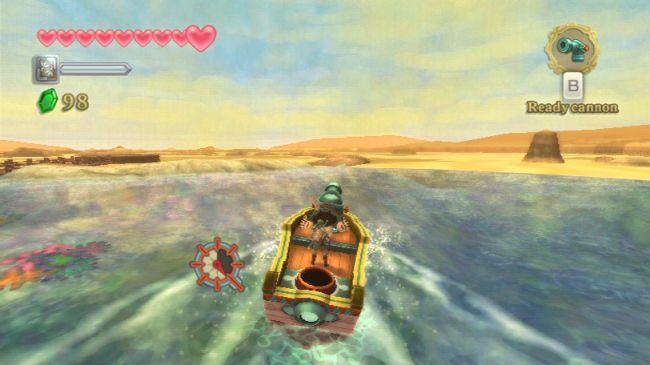 The Legend of Zelda: Skyward Sword - Screenshots - Bild 15