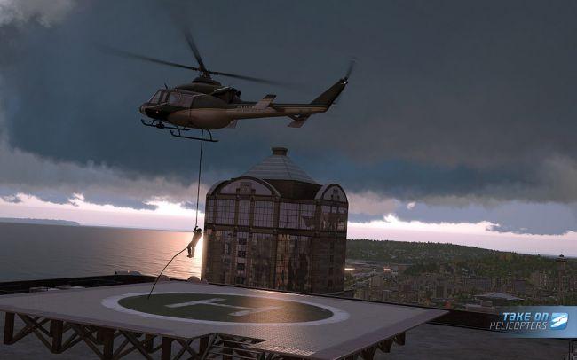 Take On Helicopters - Screenshots - Bild 5