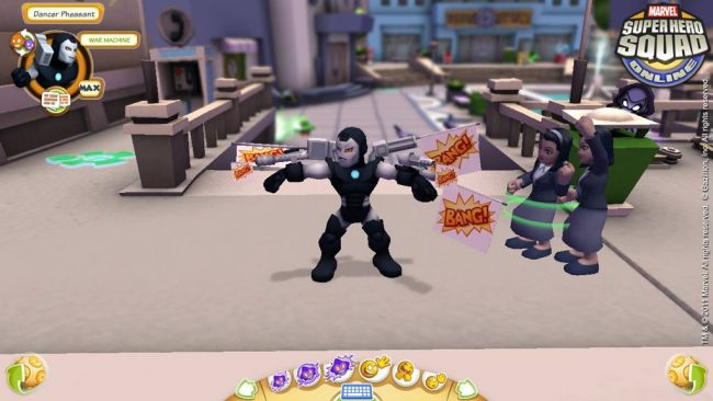 Marvel Super Hero Squad Online - Screenshots - Bild 6