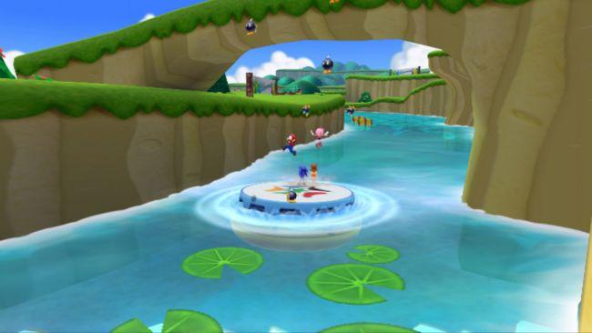 Mario & Sonic bei den Olympischen Spielen: London 2012 - Screenshots - Bild 41