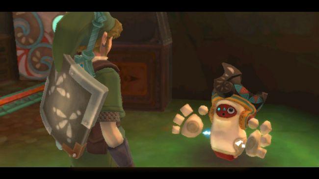 The Legend of Zelda: Skyward Sword - Screenshots - Bild 7