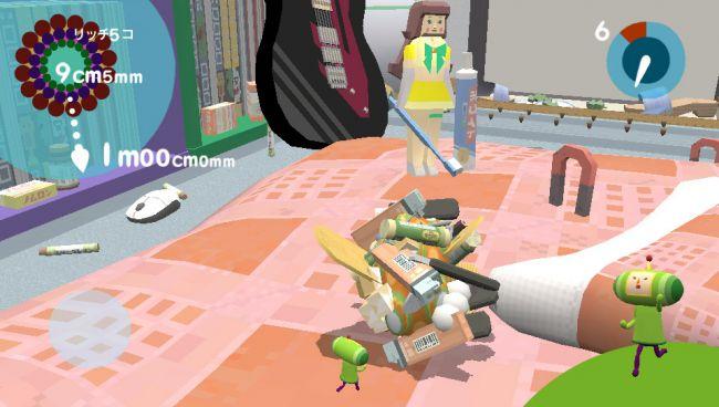 Touch My Katamari - Screenshots - Bild 17