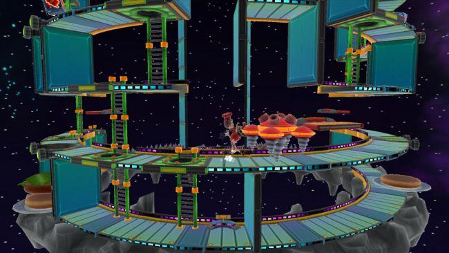 BurgerTime World Tour - Screenshots - Bild 16