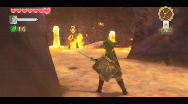 The Legend of Zelda: Skyward Sword - Screenshots - Bild 5