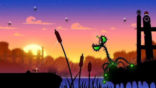 Alien Spidy - Screenshots - Bild 5