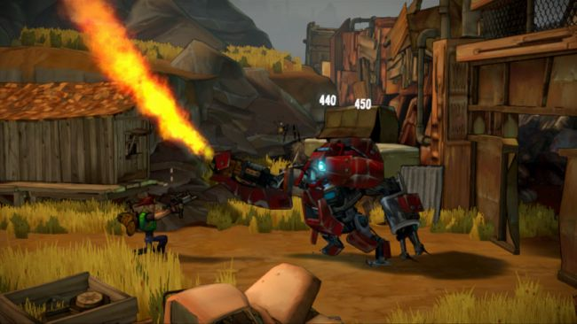 Shoot Many Robots - Screenshots - Bild 5