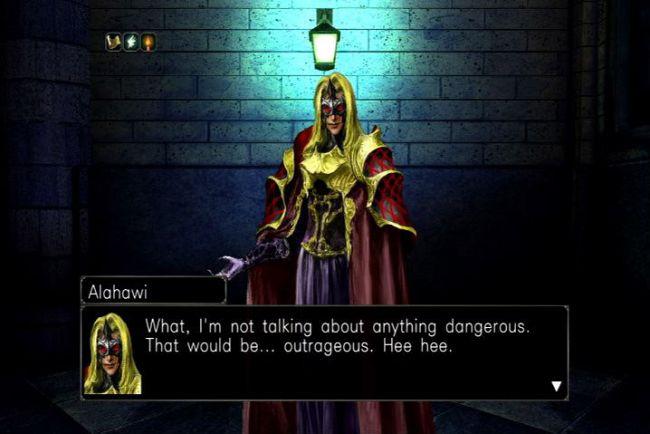 Wizardry: Labyrinth of Lost Souls - Screenshots - Bild 1