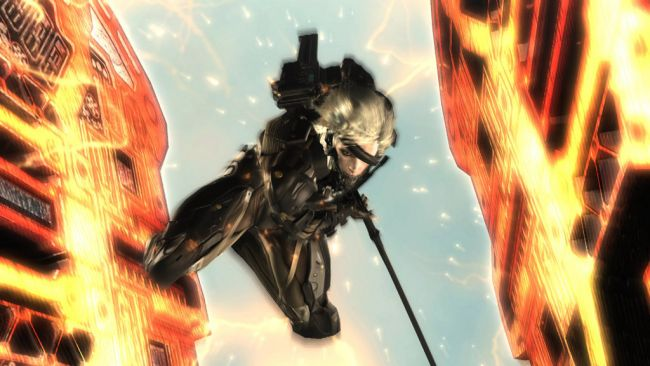 Metal Gear Rising: Revengeance - Screenshots - Bild 6