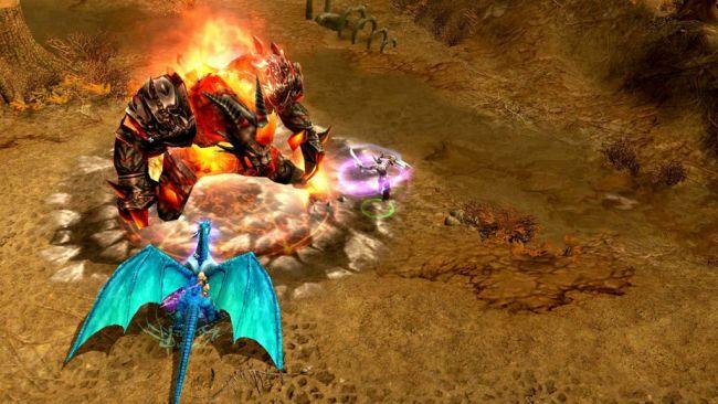War of the Immortals - Screenshots - Bild 16