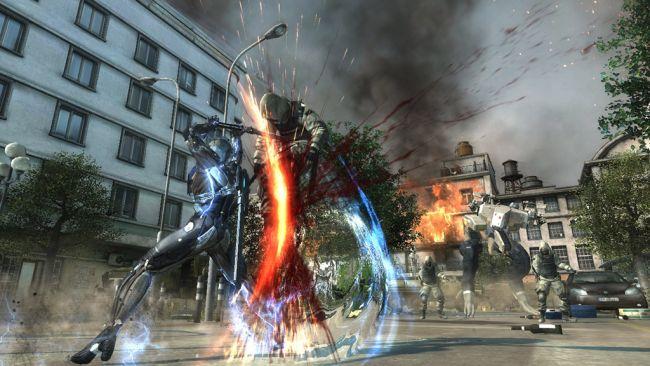 Metal Gear Rising: Revengeance - Screenshots - Bild 3