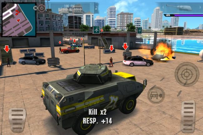 Gangstar Rio: City of Saints - Screenshots - Bild 10