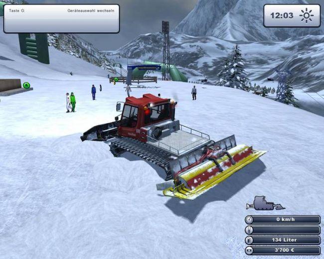 Skiregion-Simulator 2012 - Screenshots - Bild 5