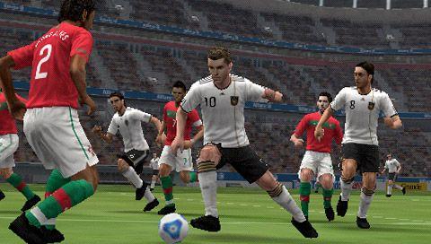 Pro Evolution Soccer 2012 - Screenshots - Bild 1