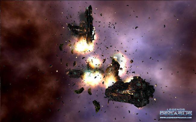 Legends of Pegasus - Screenshots - Bild 6