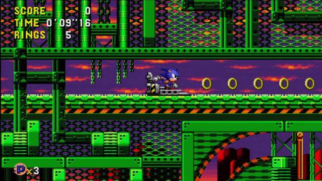 Sonic CD - Screenshots - Bild 3