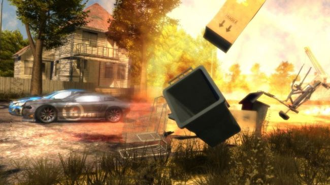FlatOut 3: Chaos & Destruction - Screenshots - Bild 1