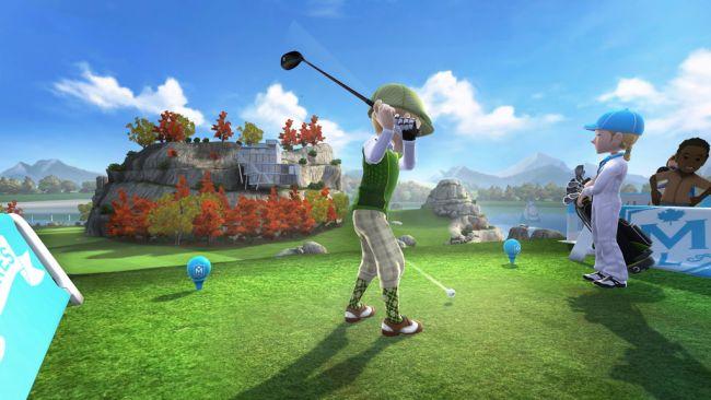 Kinect Sports: Season Two DLC: Maple Lakes Golf Pack - Screenshots - Bild 9
