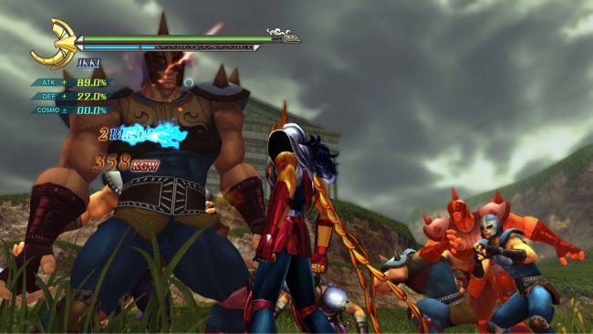 Saint Seiya: Sanctuary Battle - Screenshots - Bild 48