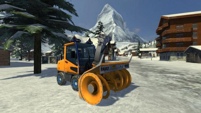Skiregion-Simulator 2012 - Screenshots - Bild 1