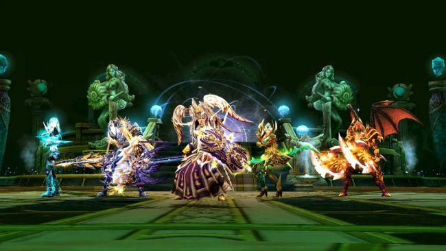 War of the Immortals - Screenshots - Bild 4