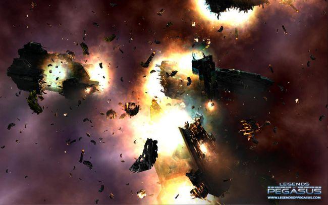 Legends of Pegasus - Screenshots - Bild 3