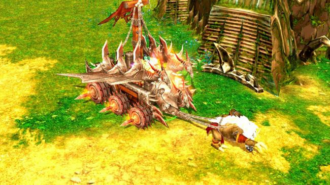 War of the Immortals - Screenshots - Bild 10