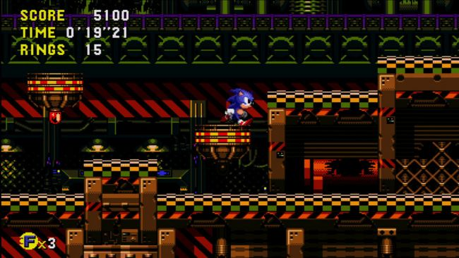 Sonic CD - Screenshots - Bild 5