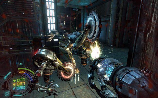 Hard Reset Extended Edition - Screenshots - Bild 5