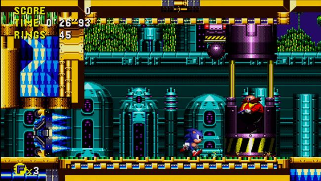 Sonic CD - Screenshots - Bild 9